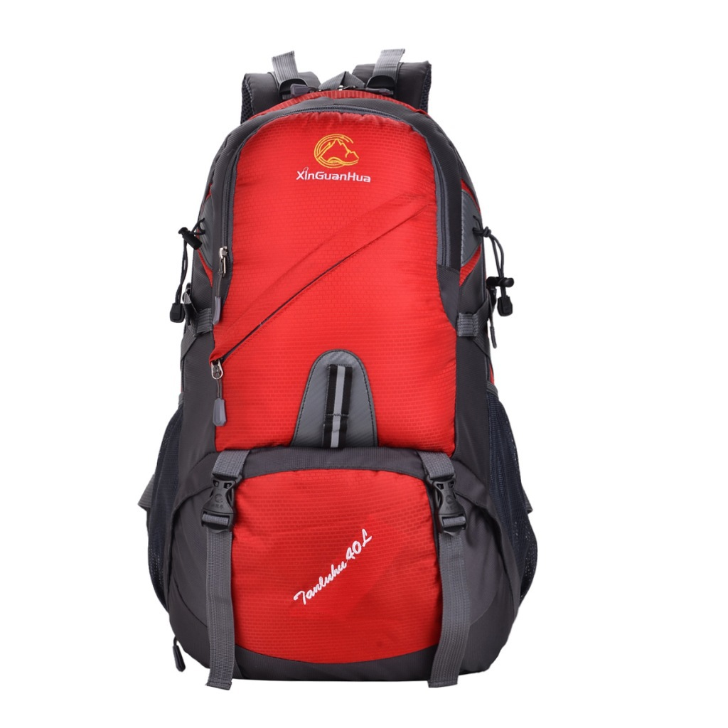 Laptop bags korea - New Large Capacity 40l Mountaineering Shoulders Bag Laptop Bag Male Female Korean Tourist Travel Backpack Nm31 In Backpacks From Luggage Bags On