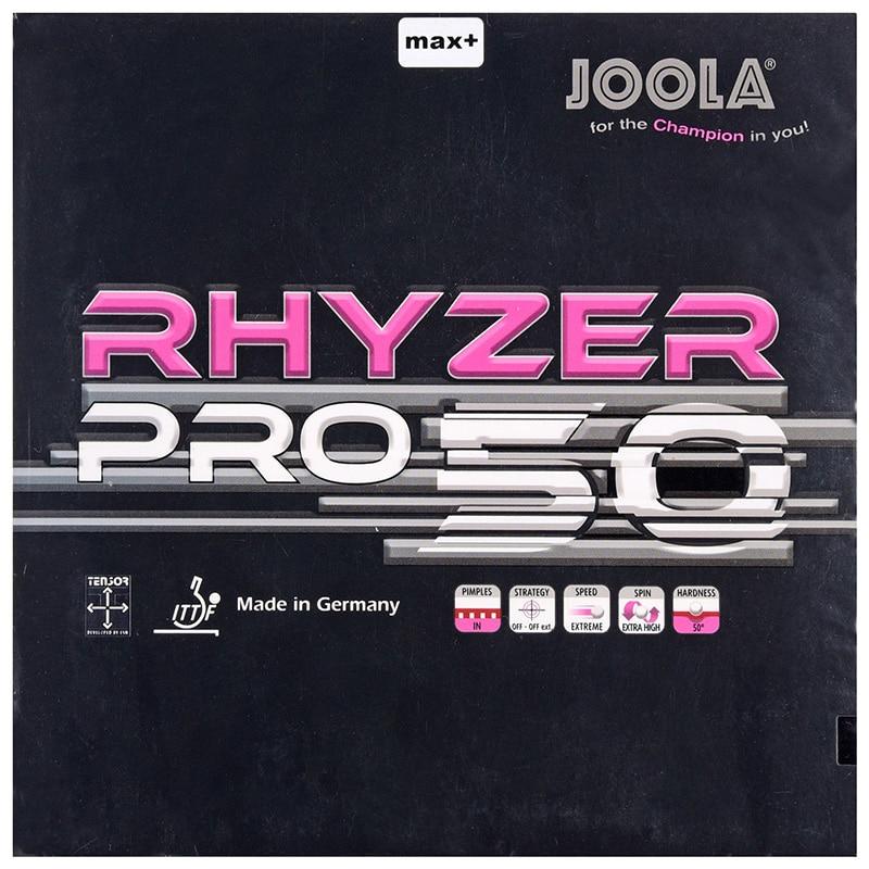 New Arrival Joola Rhyzer 43 48 Table Tennis Rubber Pips in Ping Pong Sponge Tenis De