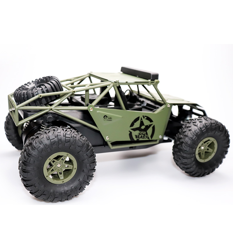 1:16 Rc Car Off-Road  4WD Buggy 2.4G Remote Control Cars 2019 High Speed Trucks Toys For Children Gifts