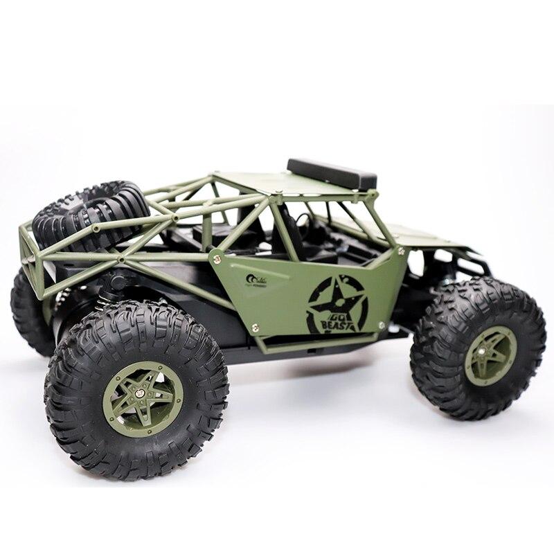 Youwant Rc voiture 4WD 1:16 2.4G radiocommande RC voitures jouets Buggy 2019 haute vitesse camions tout-terrain camions jouets pour enfants