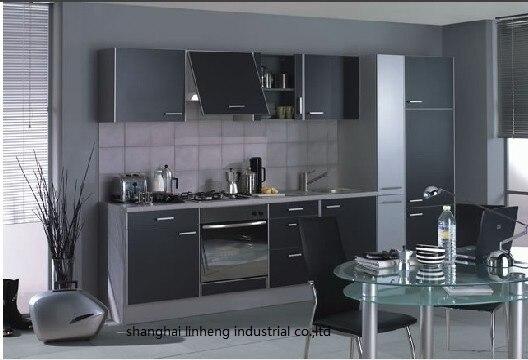 Меламин/mfc кухонных шкафов (lh me038)