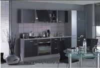 melamine/mfc kitchen cabinets(LH ME038)