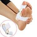Dedos polegar Ortopedia Eversão Hard-Wearing Peso Leve Noite Diariamente Palmilhas Corretivas Toes Órteses 24 Horas de Tempo
