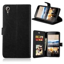 Voor HTC Desire 830 Case Flip Cover PU Lederen Retro Crazy Horse Patroon Coque capinha Portemonnee Met Stand fundas