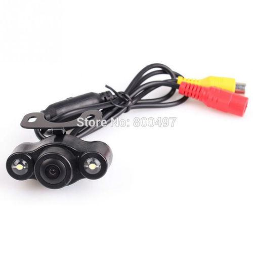 Mini Night Vision Color Reverse Backup Car Rear View Camera  480 TVL 170 Degrees Waterproof IP67 for All the Cars Multan