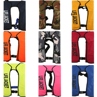 Automatic Inflatable Swimming Life Jacket Fishing Vest Life Vest for Men Professional Swimming Survival Adult Jacket Water Sport