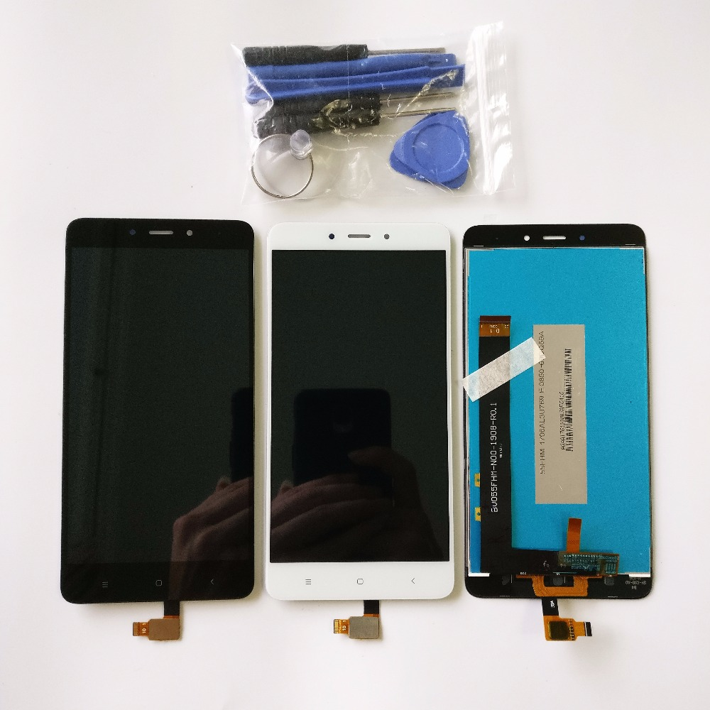 Mtk Helio X20 For Xiaomi Redmi Note 4 Pro Prime Lcd Display Touch Touchscreen 1 Screen Digitizer Assembly Tools In Mobile Phone Lcds From