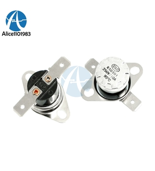 250V 10A KSD301 203*F / 95*C Degree Celsius N.C. Temperature Switch Thermostat Module image