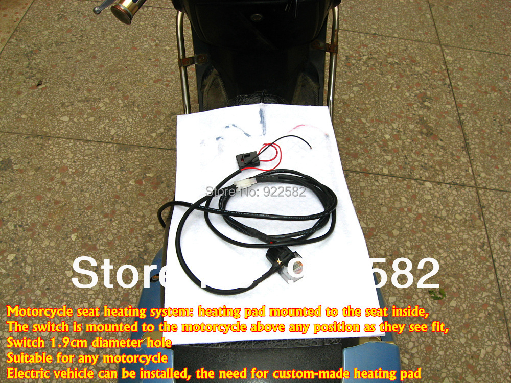 cheapest +stock promotion / Universal fiber <font><b>seat</b></font> heater for all type motorycle ATV UTV E-BIKE,<font><b>seat</b></font> cover universal heating <font><b>seat</b></font>