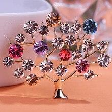 Árvores vida broche para homens Broches broche Bouquet Hijab pinos Relogio Feminino Atacado De bijuteria Esmalte De Unhas bonito