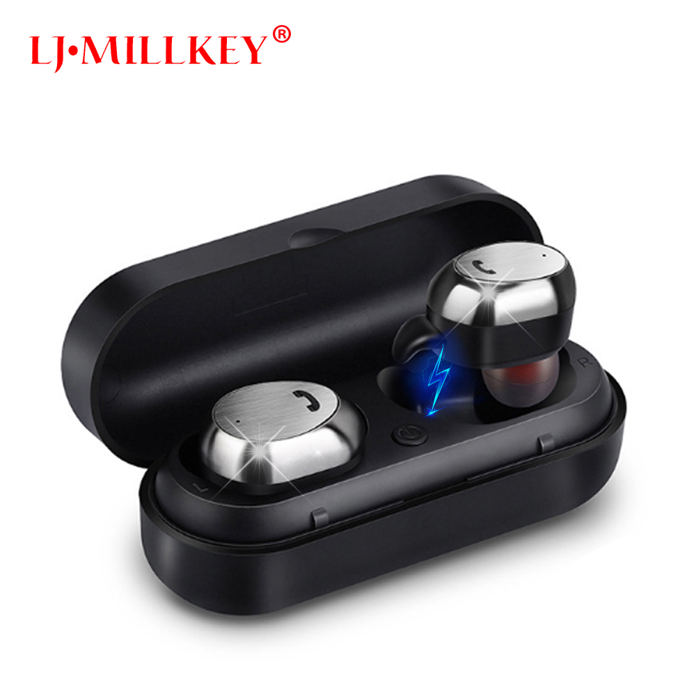 цены TWS Earbuds True wireless Sport Earphones Mini In Ear Bluetooth Earpieces Stereo Handsfree Headset YZ105