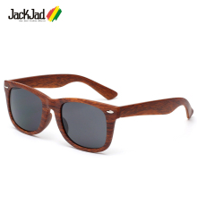 2017 New Fashion Imitated Wood Wooden Grain 2140 Traveller Style Sunglasses Vintage Classic Rivet Sun Glasses Oculos De Sol