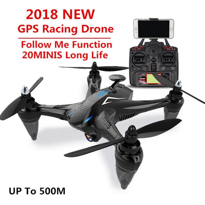 B2W GPS Drone 5g WIFI FPV Brushless Da Corsa Con 720 p/1080 p della Macchina Fotografica di GPS RTF Follow Me RC QuadcopterB2W GPS Drone 5g WIFI FPV Brushless Da Corsa Con 720 p/1080 p della Macchina Fotografica di GPS RTF Follow Me RC Quadcopter