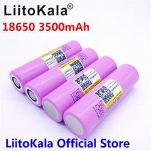 liitokala For samsung 18650 3500mAh 13A discharge INR18650 35E INR18650 35E 18650 battery Li ion 3