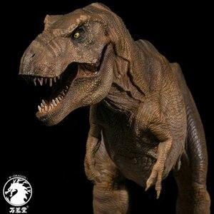 Image 1 - 2019 W Dragon Vrouwelijke Tyrannosaurus Rex Jurassic World Dinosaurussen Collection 1/35 in voorraad