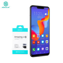 Huawei Honor Play Tempered Glass Huawei Honor Play Glass Nillkin Amazing H+Pro 0.2MM Screen Protector(China)