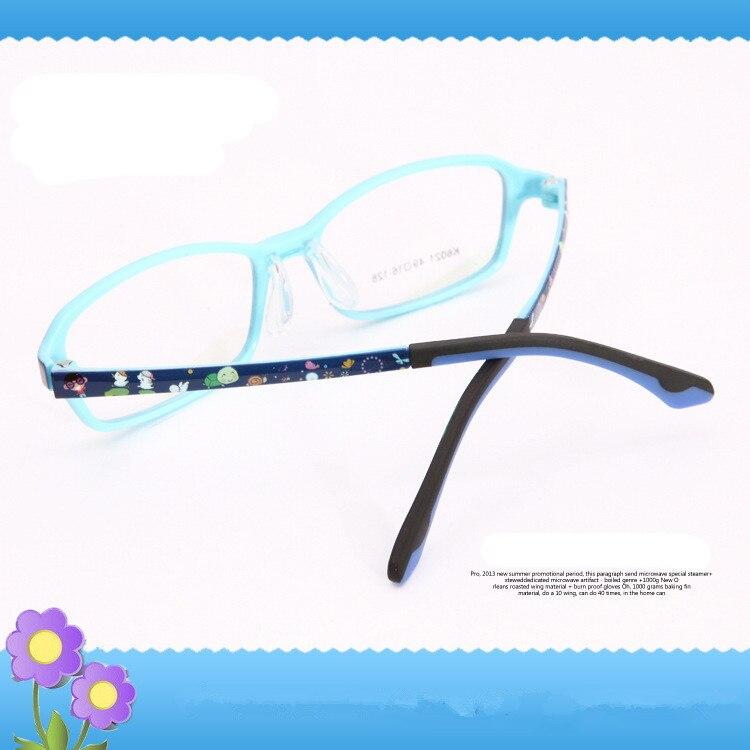 Children Optical Glasses Frame Boys Temples Printing Cartoon ...