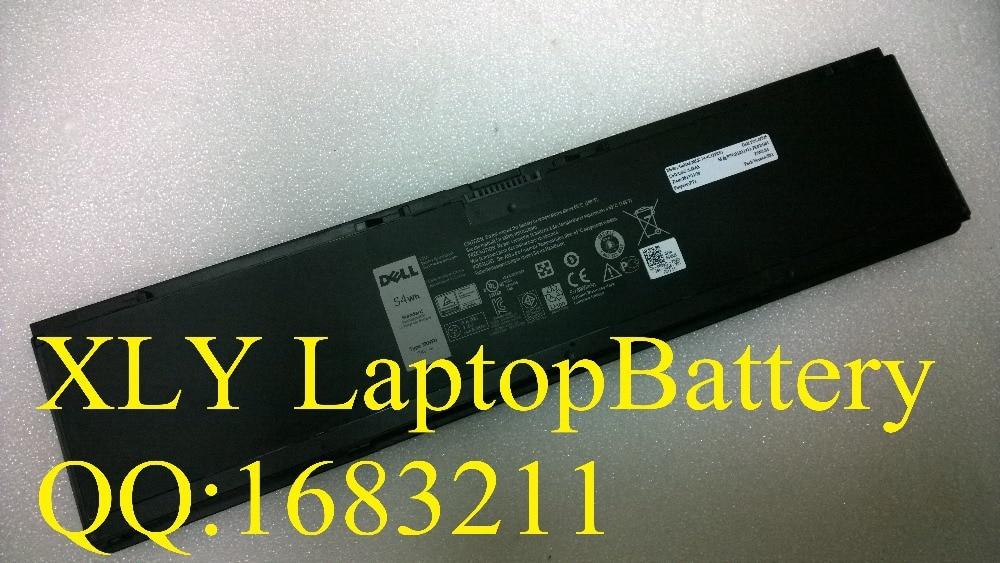 ФОТО Genuine original computers batteries FOR DELL 3RNFD G95J5 FLP22C01 7.4V54WH free shipping