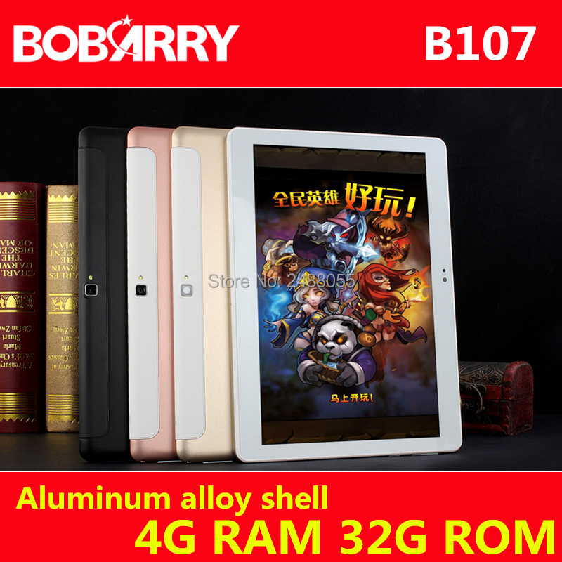 BOBARRY B107 10 inch Octa Core Android 6.0 3G phone call tablet android Smart Tablet PC, Kid Gift learning computer