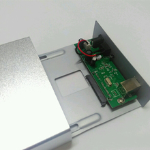 usb2.0 3.5inch sata hdd enclosure cases support to 5tb hard disk