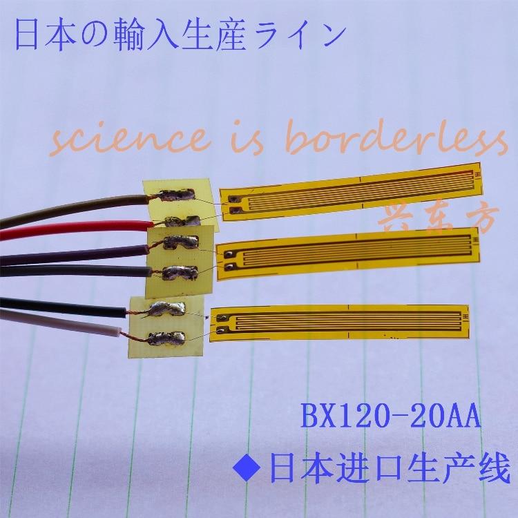 Strain gauges BX120-20AA concrete strain gauges Strain, Gauge, 20mm foil type resistance strain gauge strain gauge concrete strain gauge bx120 20aa