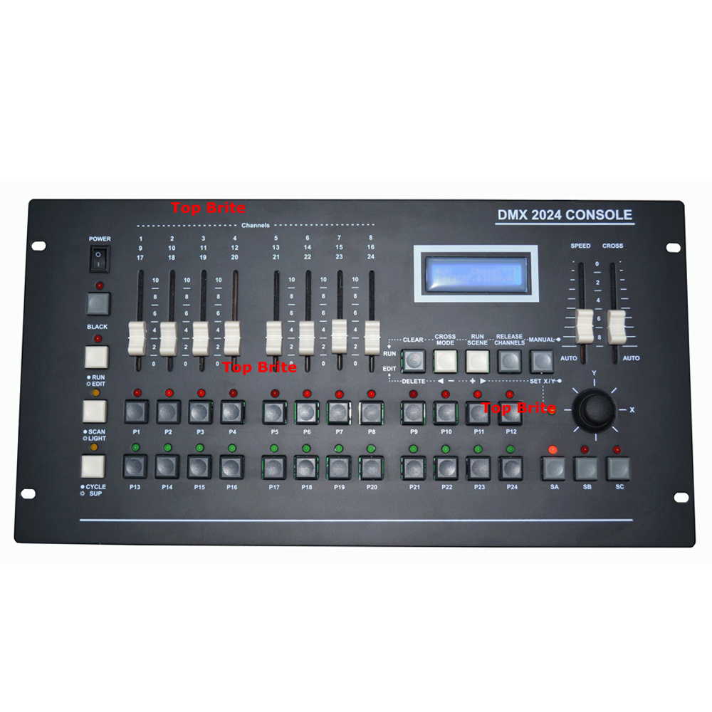 Controller Dmx 512 Stage Light Console