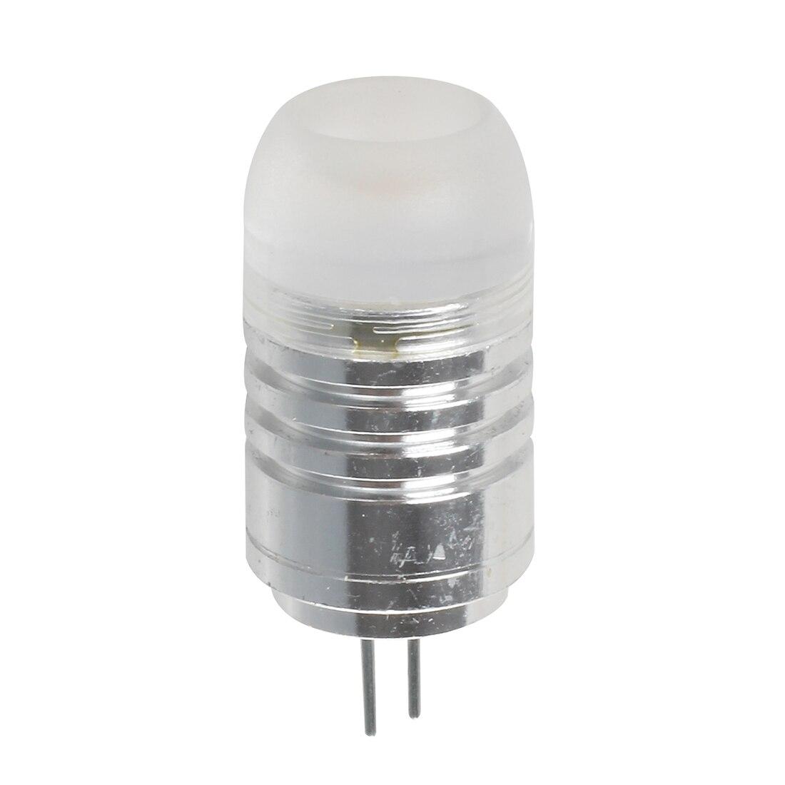 Lights & Lighting Hard-Working G4 Warm White 1 Led Bulb Cabinet Boat Spot Light Lamp 3w Dc/ac 12v High Power