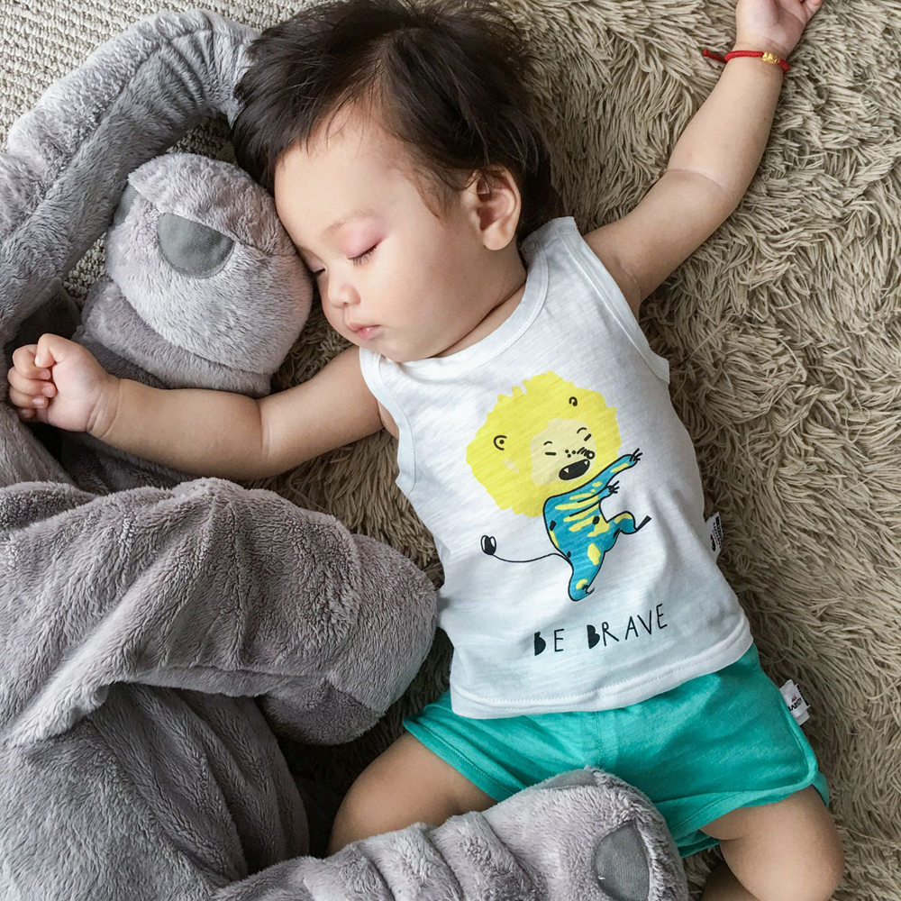 Newborn-Baby-Summer-Vest-Boys-Cute-Twins-Tshirts-Girls-T-shirts-Sleeveless-Cotton-Tees-Kids-Comfy-Tops-Baby-Raglan-Child-Clothes-3