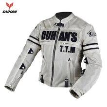DUHAN Summer Motorcycle Racing Jacket Motorbike Rididng Jacket Protective Ropa Motocross Off-Road Jaqueta Clothing