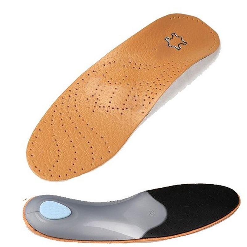 Vysoce kvalitní ovčí oblouk Podpůrné vložky Flatfoot Ortopedické vložky do bot Správné O-noha X-noha Muži Dámské boty Podložky Vložky