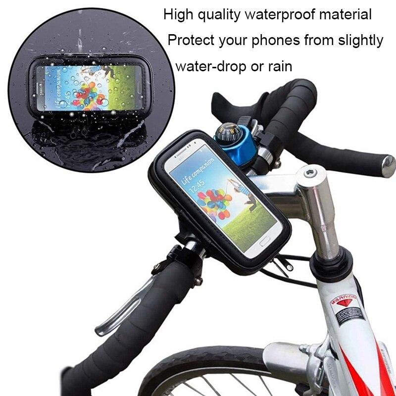bilder für Wasserdichte Mountainbike Fahrrad Radfahren Handytasche Coque Für Samsung Galaxy S3 S4 S5 Mini S6 S7 Rand Anmerkung3 4 5