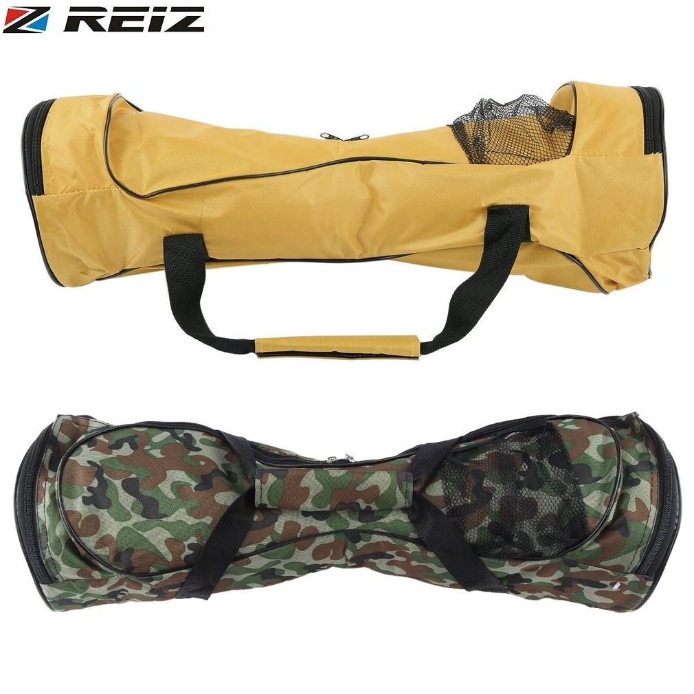 REIZ 6.5inch Portable Self Balancing Electric Scooters Carry Bag 2 Wheels Auto Balancing Hoverboard Handbag Waterproof Bag