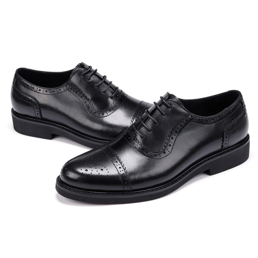 Nova Vestido Pé Vinho Do Sapatos Dedo Homem Britânico Festa Dos Formal Semi Designer vermelho Brogue Oxfords Ymx578 Handmade Genuíno Preto Casamento De Homens Couro Redondo 5rOSq7x5