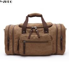 Большая емкость холст мужчины дорожные сумки женские выходные ручной клади и сумки для отдыха Посланник Duffle сумка сумочка