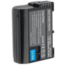 EN EL15 Battery ENEL15 EN EL15 For Nikon DSLR D600 D610 D800 D800E D810 D7000 D7100