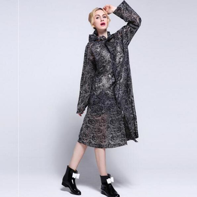 Popular Plus Size Hooded Raincoat-Buy Cheap Plus Size Hooded ...