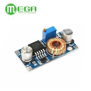Image 1 - XL4005 DSN5000 מעבר LM2596 DC DC מתכוונן צעד למטה אספקת חשמל מודול 5A גבוהה הנוכחי גבוהה כוח