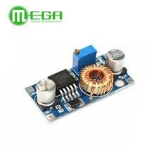 XL4005 DSN5000 ötesinde LM2596 DC DC ayarlanabilir adım aşağı güç kaynağı modülü 5A yüksek akım yüksek güç