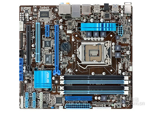 Free shipping original motherboard for ASUS P8P67-M DDR3 LGA 155 for I3 I5 I7 cpu 32GB USB2.0 USB3.0 P67 Desktop motherborad asus p8p67 evo desktop motherboard p67