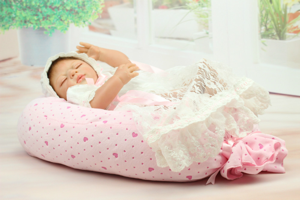 2015 NEW hot sale lifelike reborn baby doll  wholesale baby dolls fashion doll Christamas Gift newborn baby doll