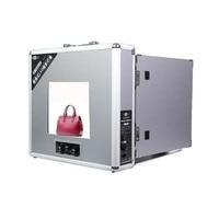 T4730 T6240 Portable Dimming Photo Lighting Box Folding Stepless Studio Shooting LED Light Tent Kit For