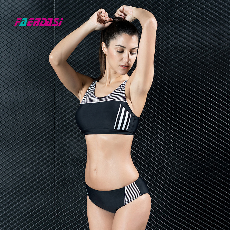 Faerdasi Sports Bikini set ქალთა - სპორტული ტანსაცმელი და აქსესუარები - ფოტო 4