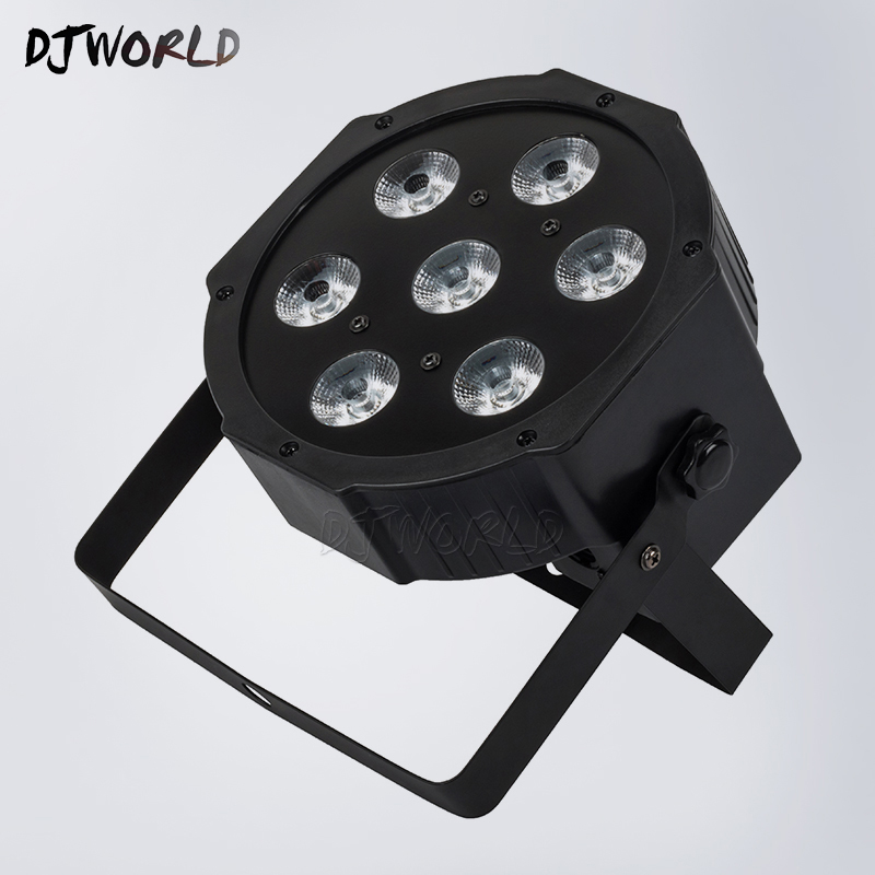 Top-selling LED Par 7x18W RGBWA+UV 6IN1 Stage Profession DMX 512 Effect Lighting Power in/out For Clubs Theaters Nightclub top selling led par 7x18w rgbwa uv 6in1 stage profession dmx 512 effect lighting power in out for clubs theaters nightclub