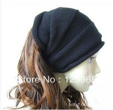 Free Shipping,2013 new 10pcs/lot men and women fall and winter warm hats,Fashion knitting empty hat,Christmas gift