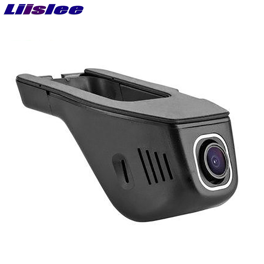 LiisLee For BMW Mini 2015~2018 Car Black Box WiFi DVR Dash night vision Camera Registratore Driving Video Recorder bigbigroad for land rover discovery sport car wifi dvr video recorder front camera dash cam car black box night vision
