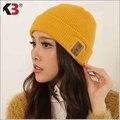 2016 Estéreo Bluetooth 4.1 Smart Wireless Auricular Musical Knit Beanie Tapa Sombrero Altavoz Manos Libres de Auriculares con Micrófono Incorporado