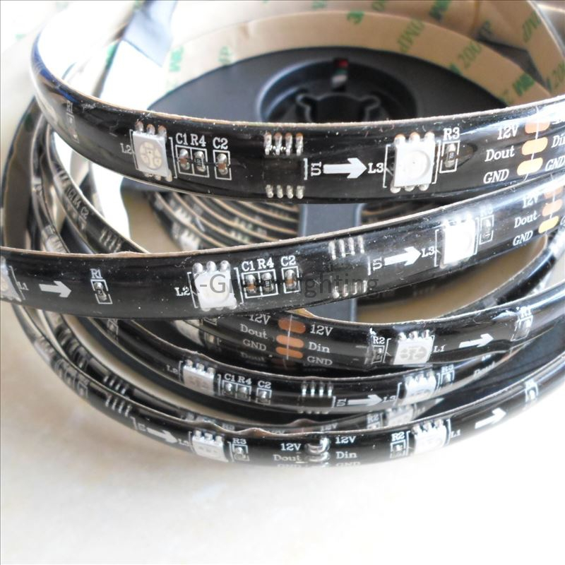 5м X жоғары сапалы WS2811 икемді арман - LED Жарықтандыру - фото 4