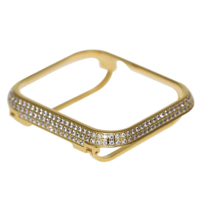Diamond case For Apple watch series 4 band 40mm/42mm for