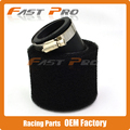 38mm Sponge Foam Air Filter Cleaner Bent Neck For 70 90 110 125CC Scooter ATV Pit Dirt Bike Motorcycle Free Shipping