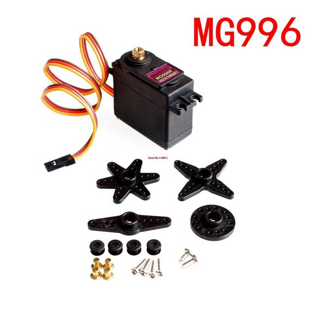 Numérique MG996R MG996 Servo Metal Gear forJR Voiture